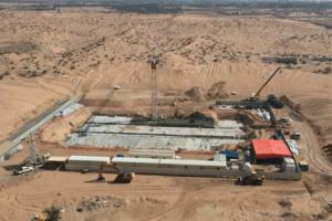It is official now : FEWA Installs Project Details of the Project