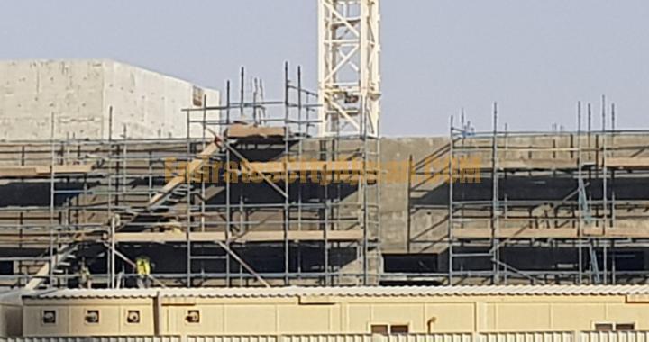 FEWA Sub Station Construction Works Update