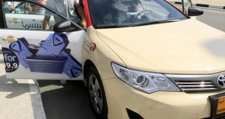 Dubai Taxi Service Now Available Through Careem App