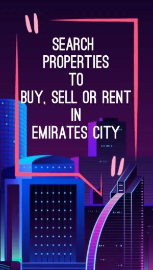 Properties in Emirates City